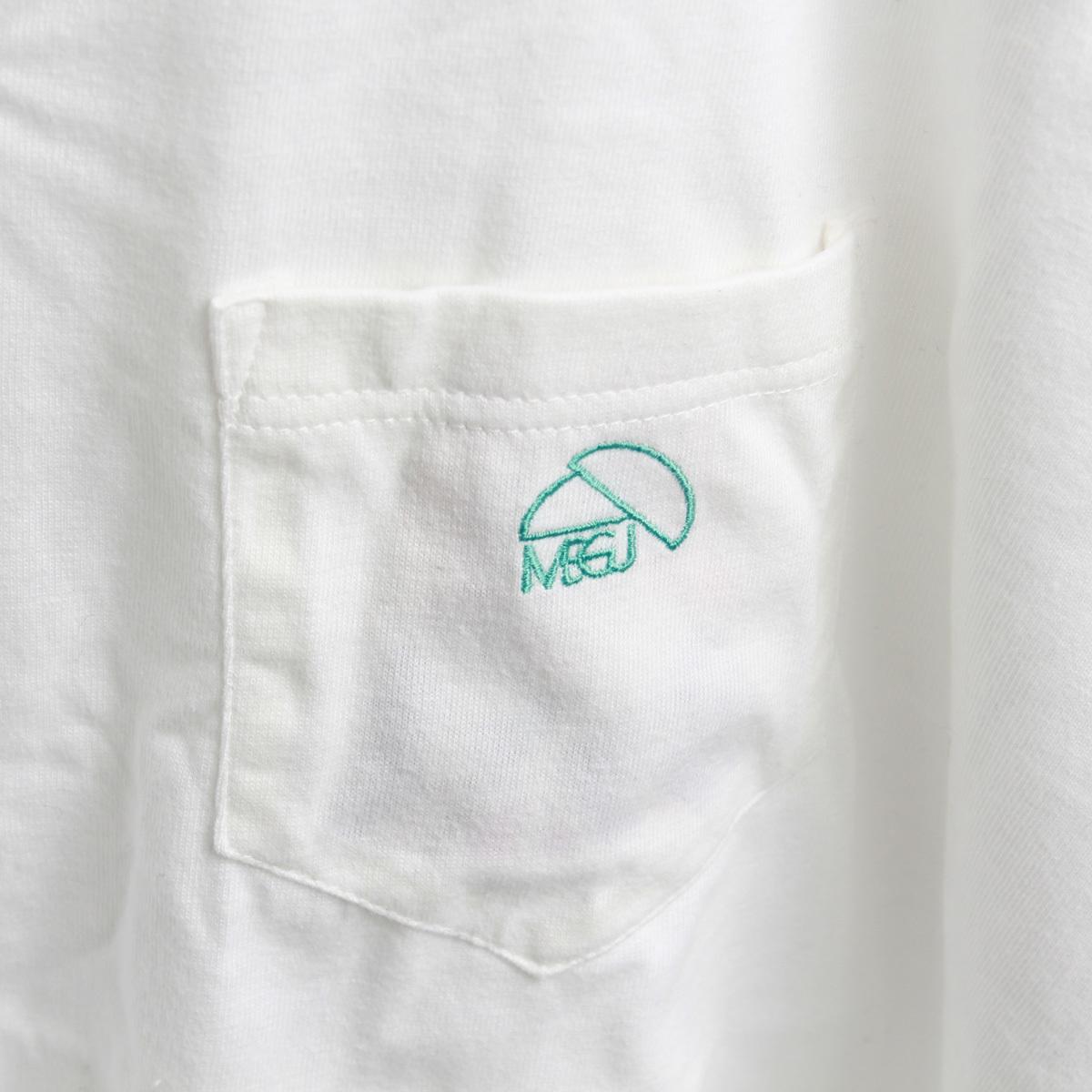 東雲めぐ×HTML ZERO3 コラボ MEGU ポケット Tシャツ
