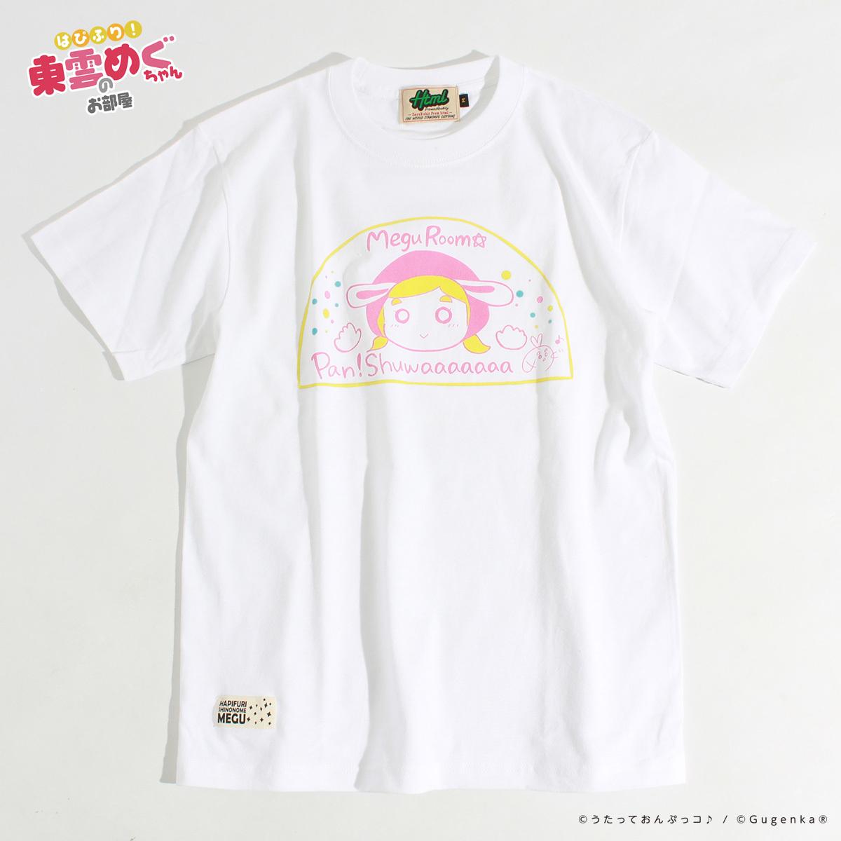 東雲めぐ Pan!Shuwaaaaaaa Tシャツ